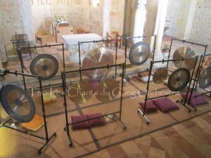 Concert Lanton Trio Les Chants du Gong Orchestra