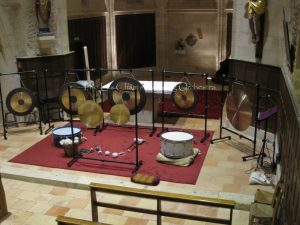 trio les chants du gong orchestra - carignan