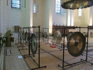 concert Les chants du gong Angoulème