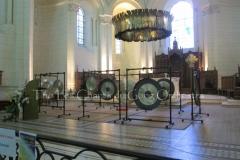 Trio les Chants du gong orchestra Concert gongs et orgues - Angoulême 23 07 2016 006