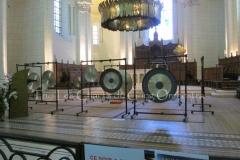Trio les Chants du gong orchestra Concert gongs et orgues - Angoulême 23 07 2016 009