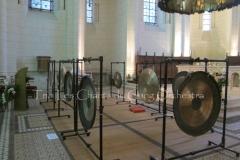 Trio les Chants du gong orchestra Concert gongs et orgues - Angoulême 23 07 2016 010