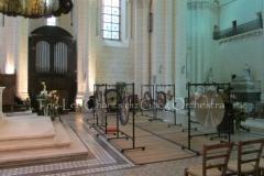 Trio les Chants du gong orchestra Concert gongs et orgues - Angoulême 23 07 2016 50