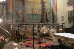 Trio les Chants du Gong Orchestra Concert gongs et orgues - Cambo-les-Bains_8_avril 2016_025