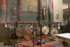 Trio les Chants du Gong Orchestra Concert gongs et orgues - Cambo-les-Bains_8_avril 2016_026