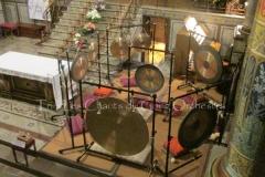 Trio les Chants du Gong Orchestra Concert gongs et orgues - Cambo-les-Bains_8_avril 2016_028