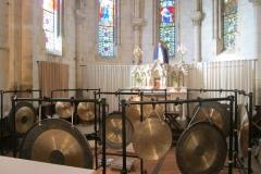 Capelou Belvès Concert Les chants du gong orchestra