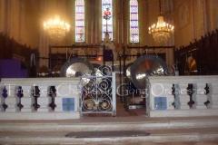 Trio les Chants du Gong Orchestra Concert gongs et orgues - La Sauve_1