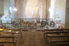 Trio les Chants du Gong Orchestra Concert gongs et orgues - Lanton3