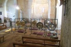 Trio les Chants du Gong Orchestra Concert gongs et orgues - Lanton6
