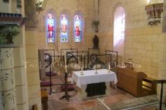 Trio les Chants du Gong Orchestra Concert gongs et orgues - Saint-Martin La Caussade 15 08 14 002