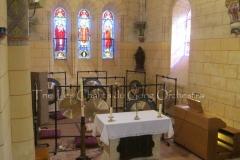 Trio les Chants du Gong Orchestra Concert gongs et orgues - Saint-Martin La Caussade 15 08 14 004