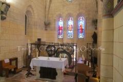 Trio les Chants du Gong Orchestra Concert gongs et orgues - Saint-Martin La Caussade 15 08 14 023