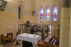 Trio les Chants du Gong Orchestra Concert gongs et orgues - Saint-Martin La Caussade 15 08 14 024