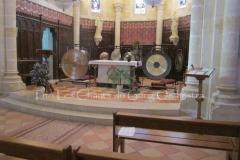 Trio les Chants du Gong Orchestra Concert gongs et orgues - Sallebeouf03 09 2016 005
