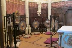 Trio les Chants du Gong Orchestra Concert gongs et orgues - Sallebeouf03 09 2016 006