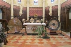 Trio les Chants du Gong Orchestra Concert gongs et orgues - Sallebeouf03 09 2016 011