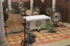 Trio les Chants du Gong Orchestra Concert gongs et orgues - Sallebeouf03 09 2016 022