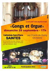 Concert-Saintes-Gongs-et-Orgue-Les-Chants-du-Gong-Orchestra